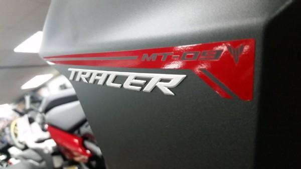 Essai MT-09 TRACER !