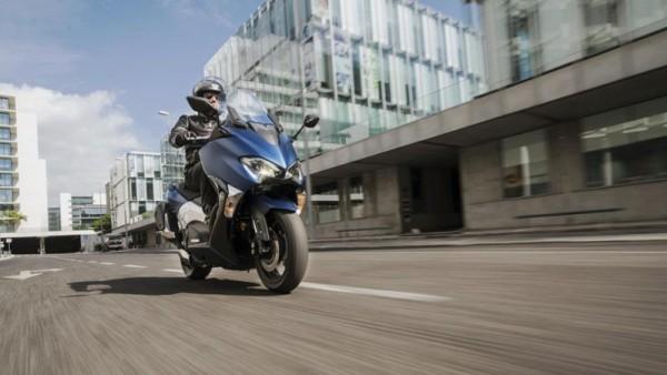 New Yamaha T-MAX 530 2017